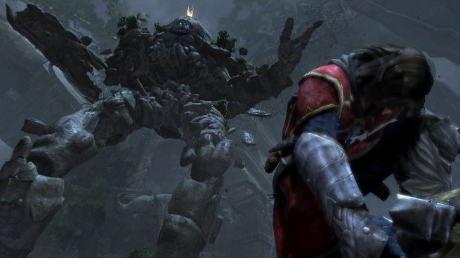 Castlevania Lords of Shadow Boss Fight