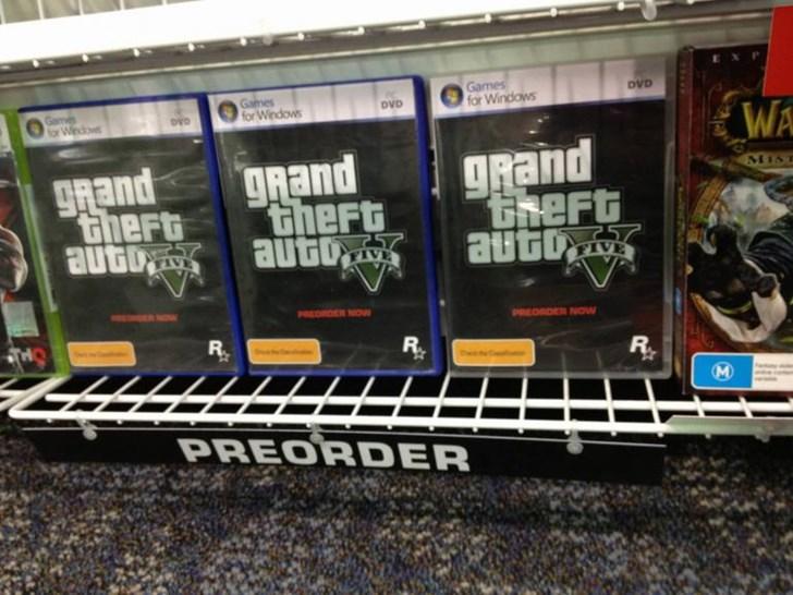 Grand Theft Auto PC Pre-Order