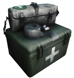 Medic Bag Battlefield 4