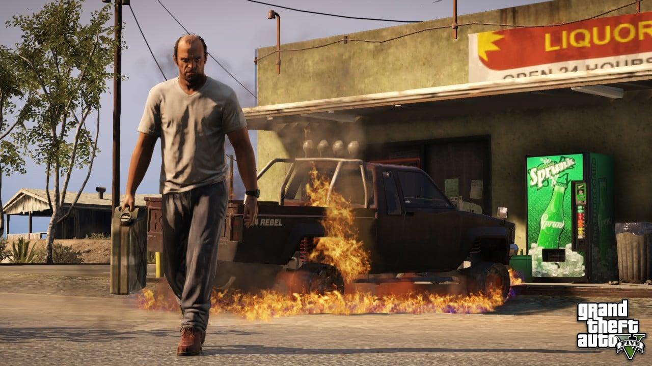 เกมเมอร์เดือด ทำไม GTA V ไม่ได้คะแนนเต็ม!? | GamingDose - ข่าวเกม รีวิวเกม บทความเกม เกมคอม เกมคอนโซล เกม PS4 เกมมือถือ