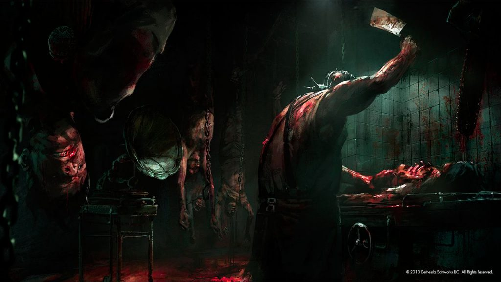 The Evil Within SS214