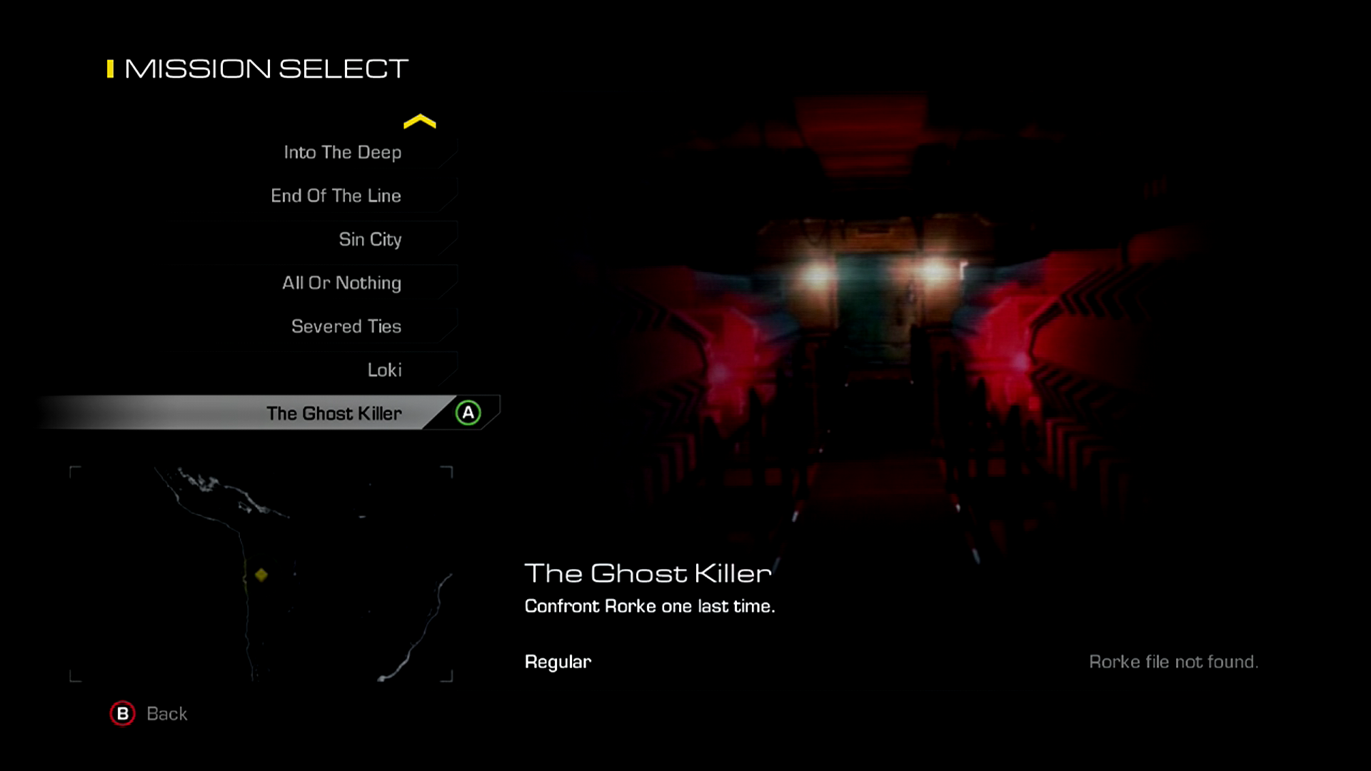 Call of Duty Ghosts Ghost Killer