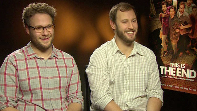 Seth Rogen และ Evan Goldberg