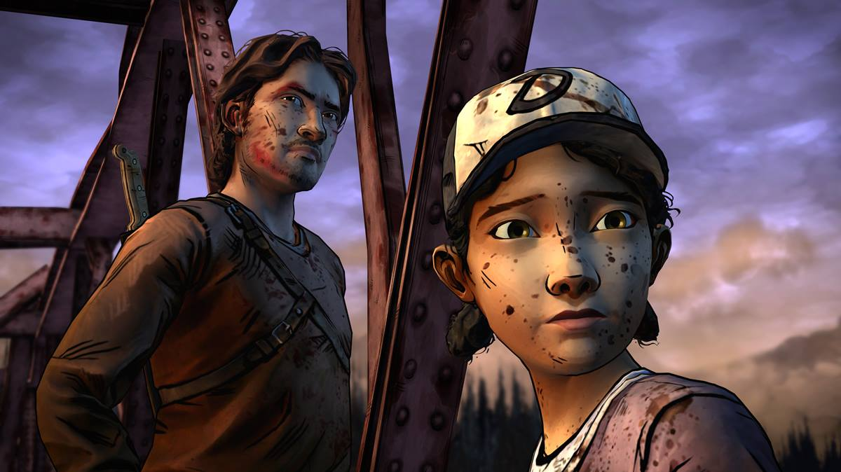 The Walking Dead: The Game Season 2 Episode 2