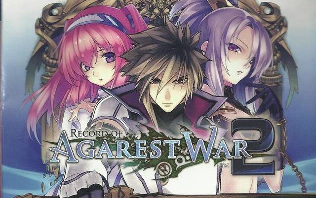 Agarest Generations of War 2