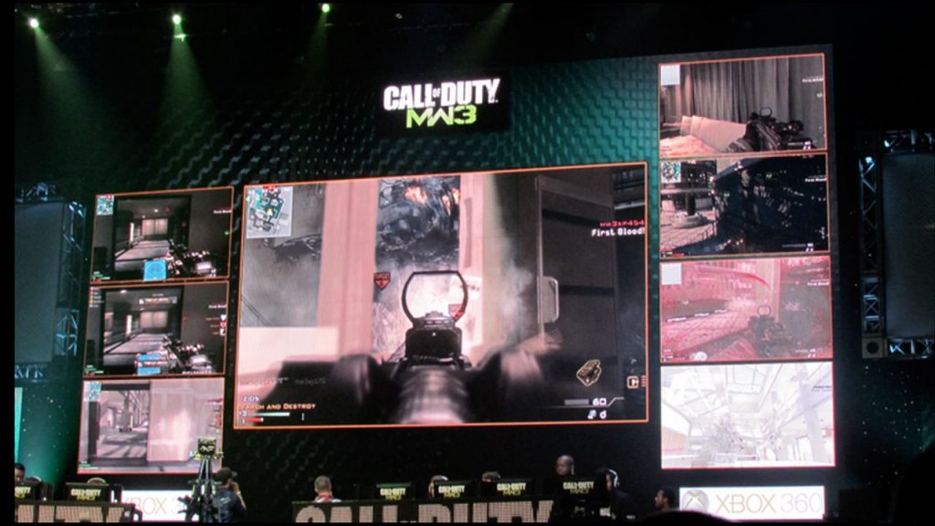 Modern Warfare 3 tournament