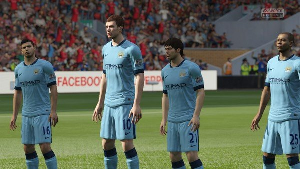 FIFA 15 Demo Review