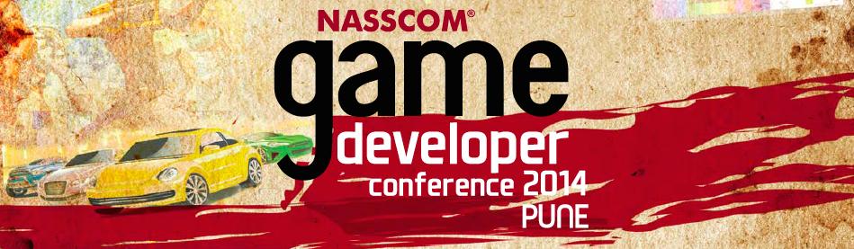 Nasscom Game Developer Conference 2014