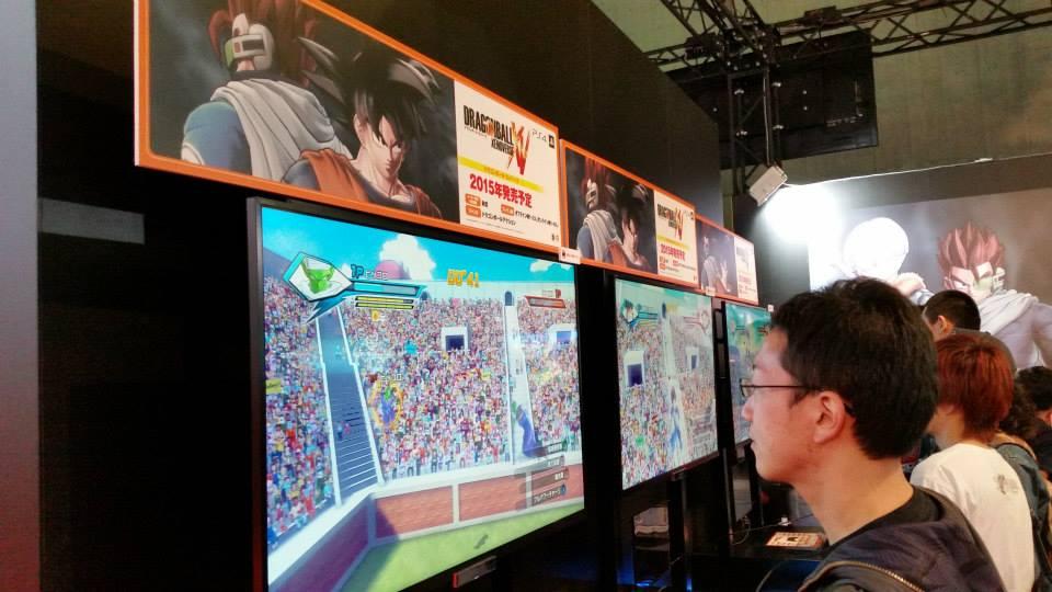 โซนทดลองเล่นเกม Dragonball Xenoverse ภาคที่จะลง PC