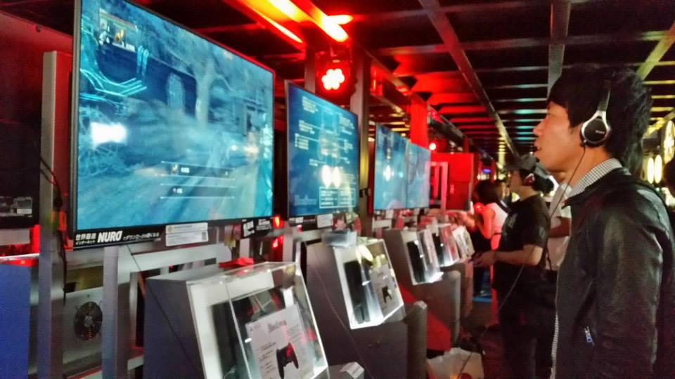 โซนทดลองเล่นเกม Bloodborne ที่จะวางจำหน่ายบน PS4 ช่วงต้นปีหน้า