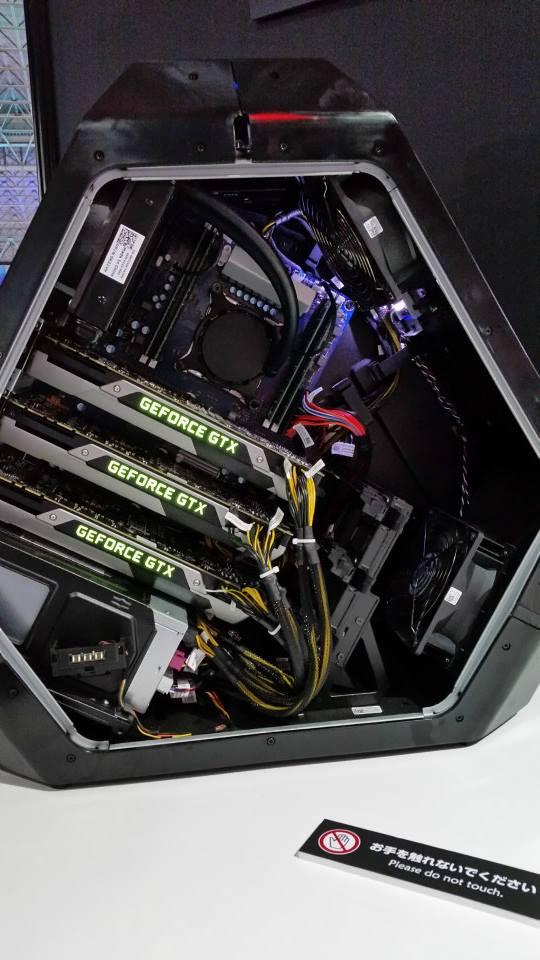 มุม Area 51 โชว์คอมพิวเตอร์สุดแรงกันครับ