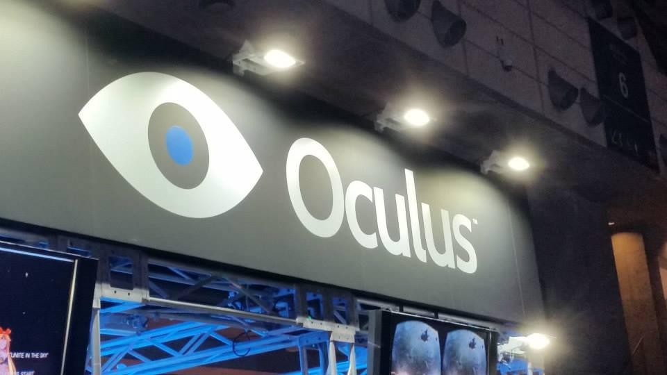 Oculus VR จากอเมริกาก็มาชนกันครับ