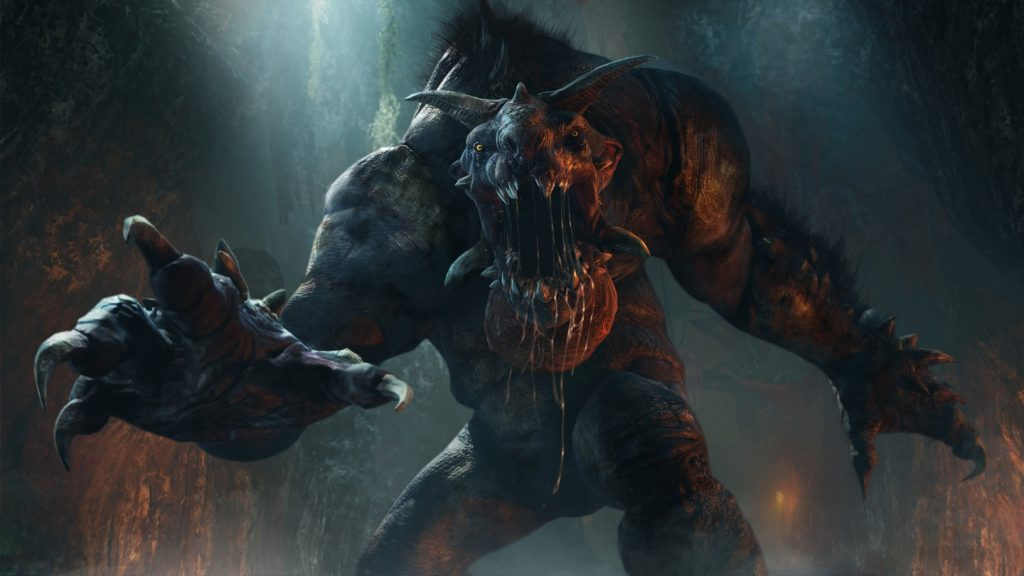 shadow of mordor lord of the hunt 2