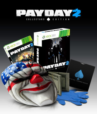 payday 2 collector edition