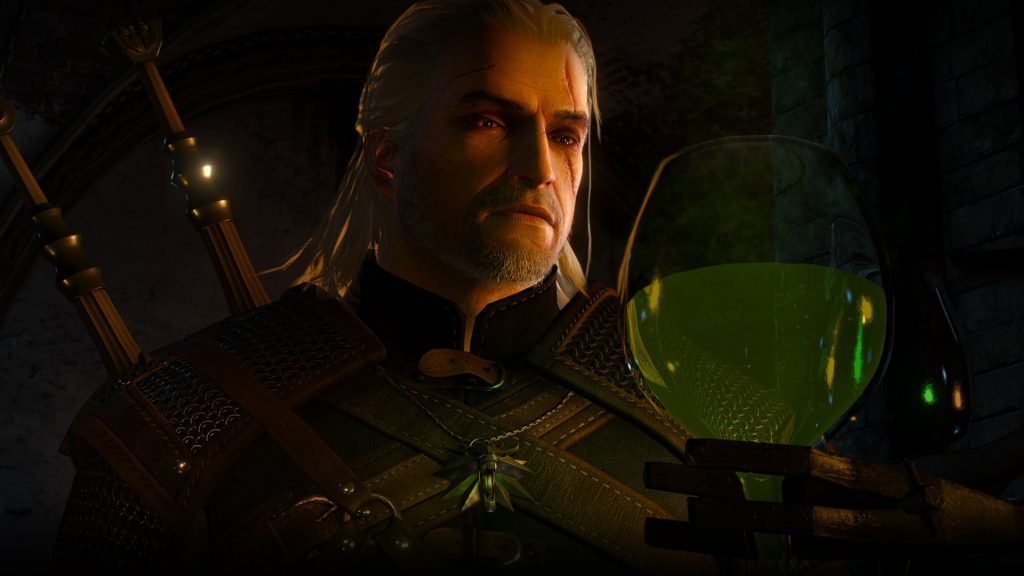 the witcher 3 b