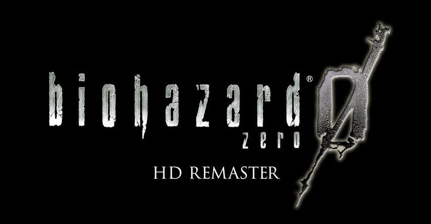 Resident Evil Zero HD Remasterlogo