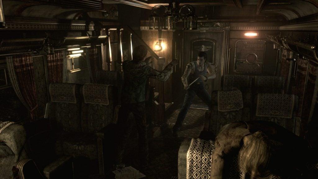 Resident Evil 0 Remaster 6