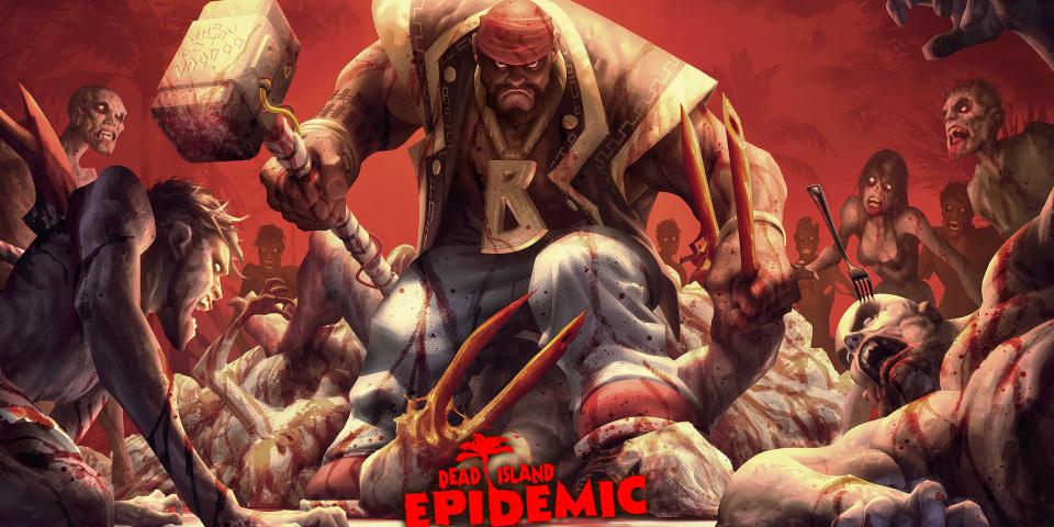 Dead Island: Epedimic