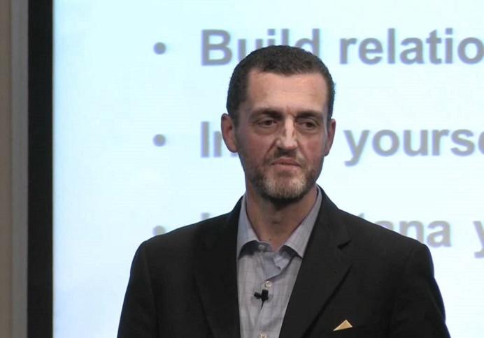 Paul Raines ผู้บริหาร GameStop
