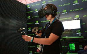 Oculus Nvidia