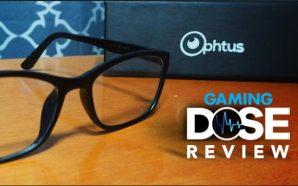 Review: แว่นตากรองแสง Ophtus