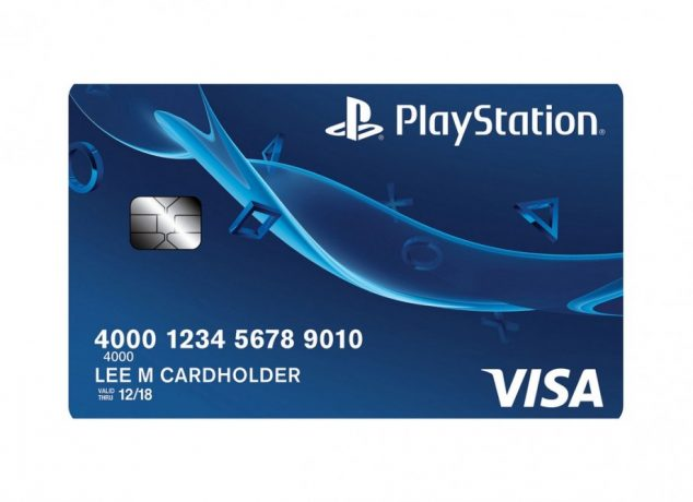 PlayStation Credit Card