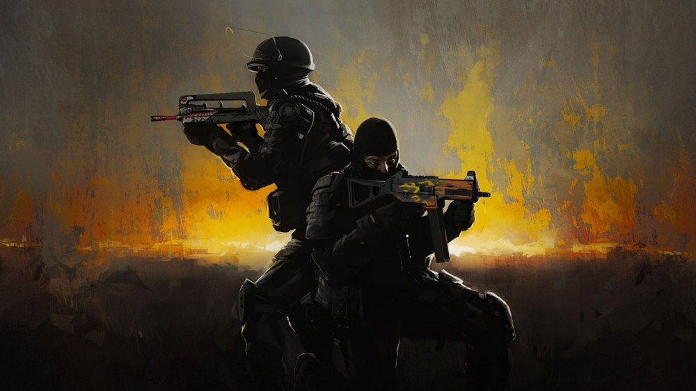 Counter Strike Global Offensive (1)