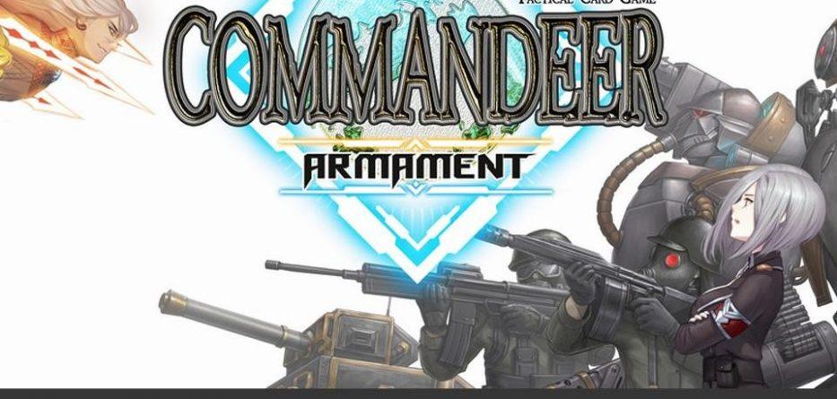 Commandeer : Armament