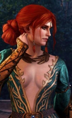 Triss The Witcher 3