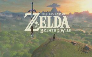เกมดีจริง The Legend of Zelda: Breath of the Wild ได้รับ…