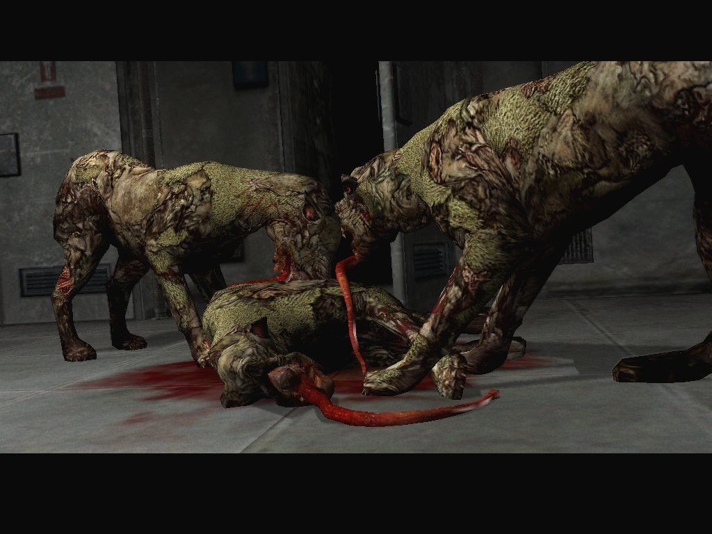 Silent Hill 4 Dog