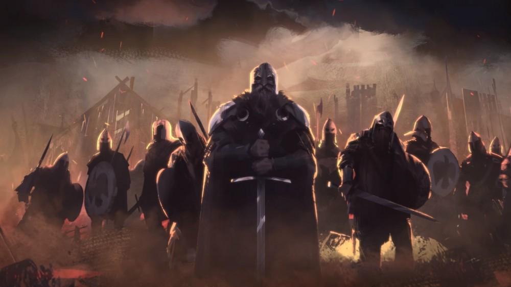 หรือเล่นเป็นกองทัพ Viking ที่หมายมั่นจะยึดดินแดนแห่งนี้
