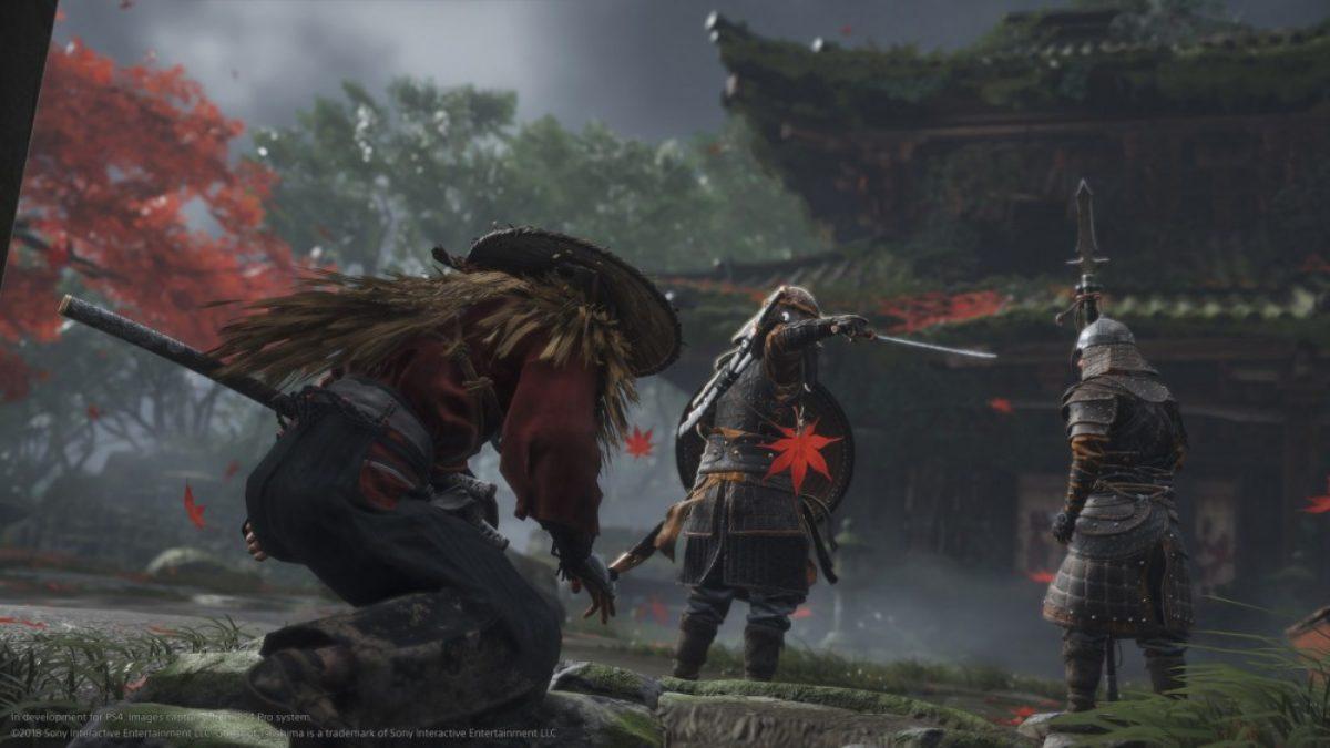 ทีมสร้าง Ghost of Tsushima ดีใจหลังซีรีส์ Assassin's Creed ไม่โผล่ ...