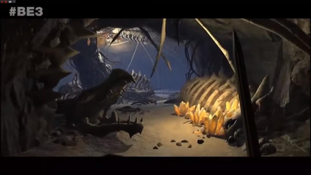 The Elder Scroll Blade
