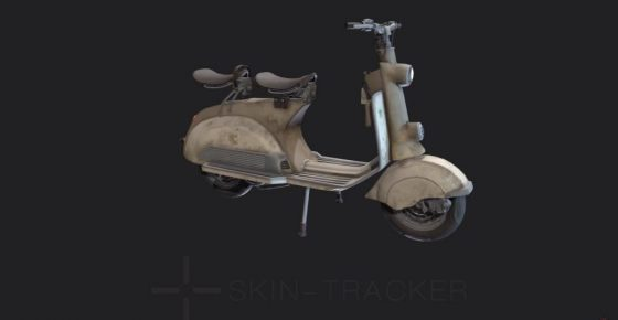 pubg scooter