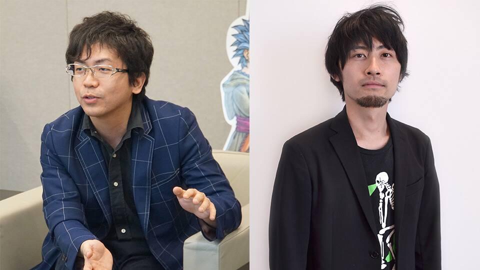 Hokuto Okamoto และ Takeshi Uchikawa