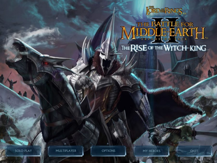 The Lord of the Rings: Battle for Middle Earth II