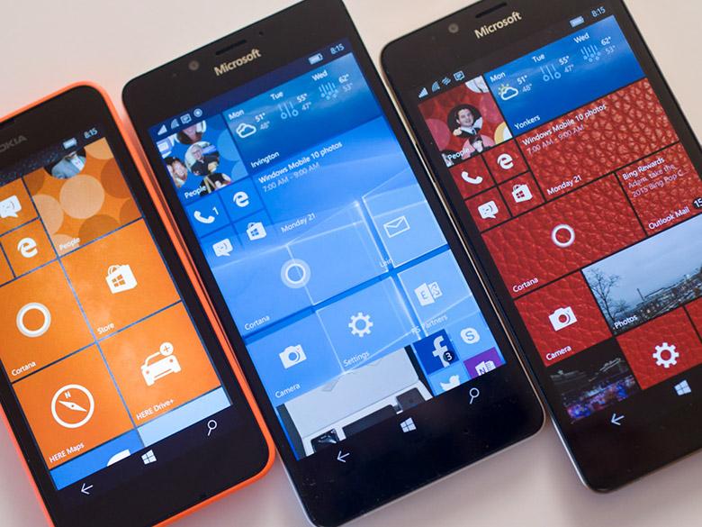 Microsoft เตรียมหยุดสนับสนุน Windows 10 Mobile ธันวาคมนี้