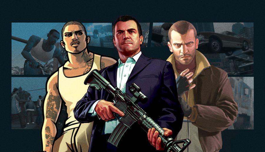 รวมสูตรเกม GTA San/GTA IV/GTA V - GamingDose