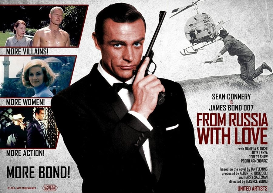007 From Russia with Love