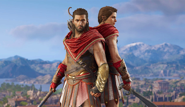 Assassins Creed Odyssey  New Game  -5089
