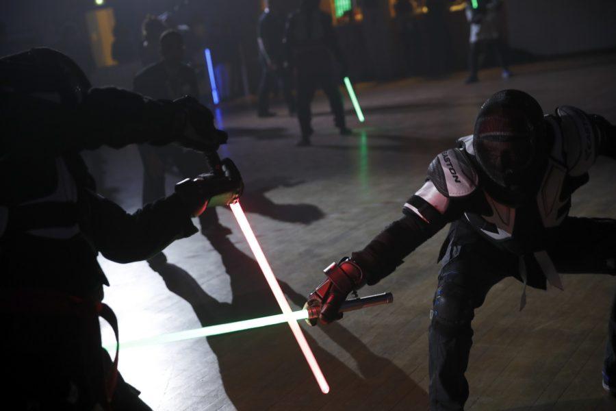 lightsaber sport