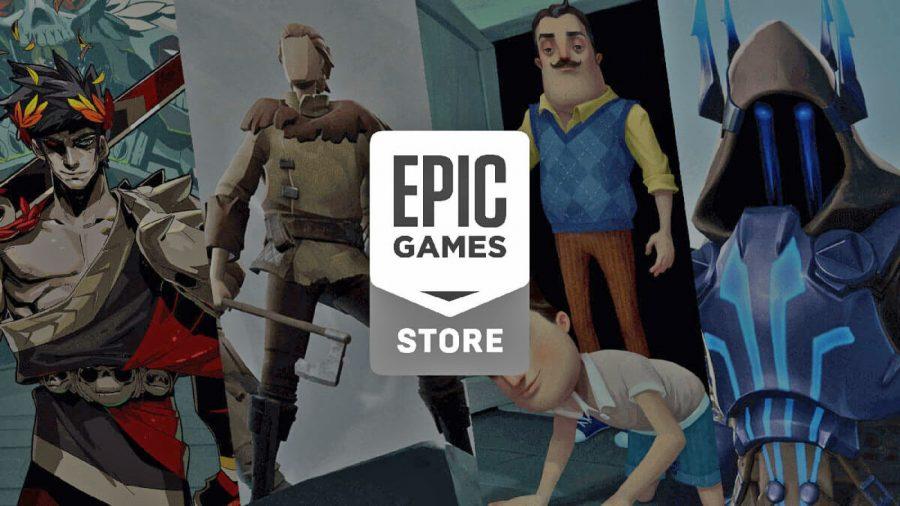 èpic games store