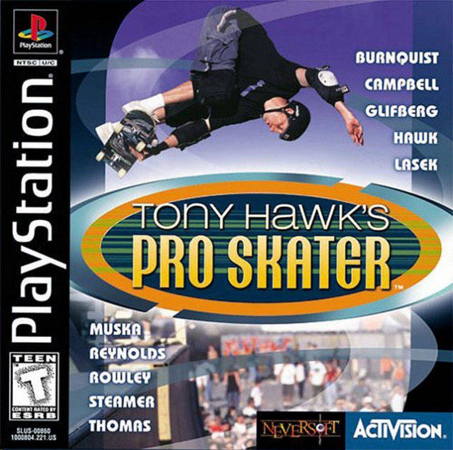 Tony Hawk Pro Skater 1