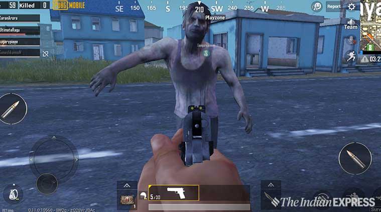 Pubg Wallpaper Zombie: PUBG Mobile จะเปิดโอกาสให้ผู้เล่นเป็นซอมบี้ไล่หวดคน