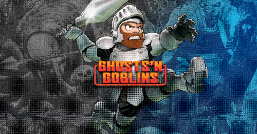 Ghosts 'N Goblins เกมมหายาก ผู้กลายเป็นตำนานแห่งค่าย Capcom