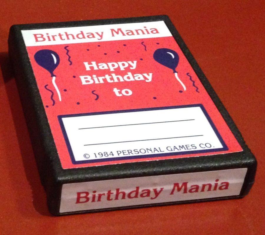 Birthday Mania