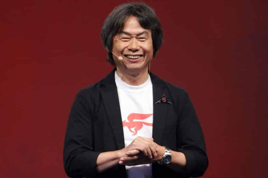 Miyamoto Shigeru