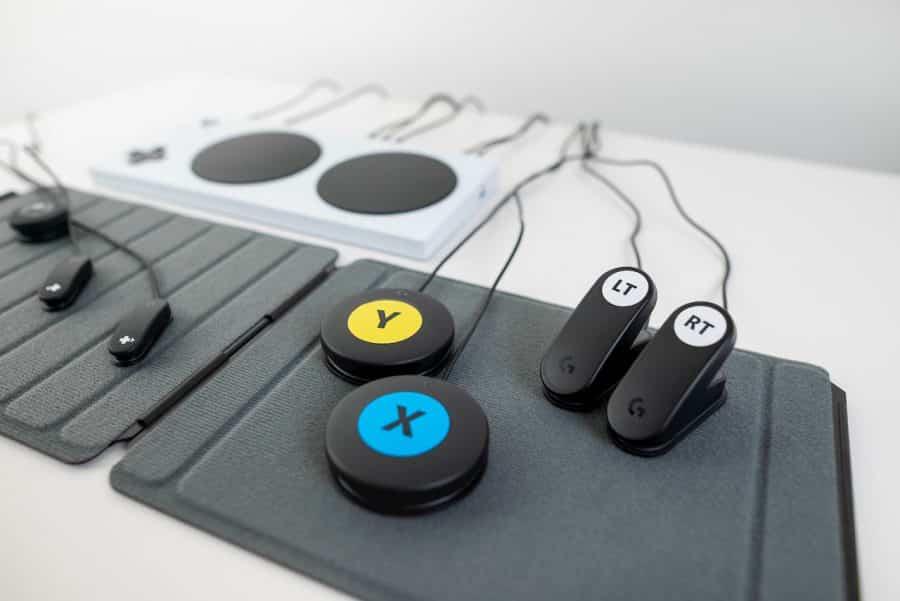 Logitect Adaptive Gaming Kit