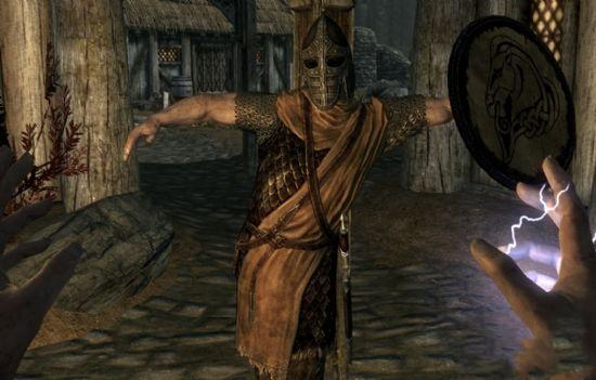 Fores New Idles in Skyrim SE - FNIS SE